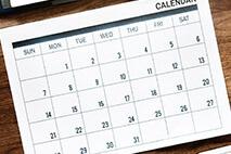 تقویم اقتصادی
